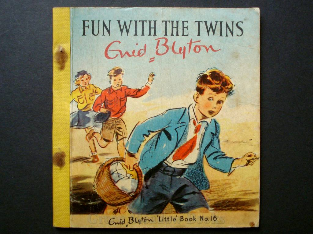 Image for FUN WITH THE TWINS    Little Book No. 16