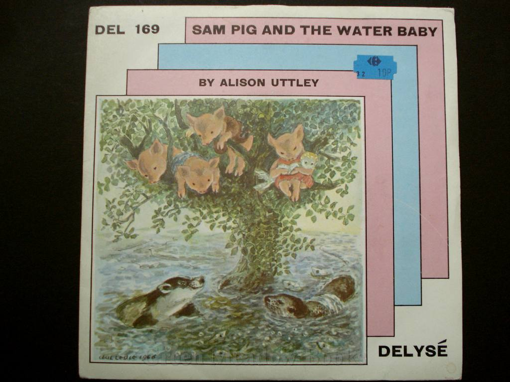 Image for RECORD: STORIES OF SAM PIG : SAM PIG AND THE WATER BABY