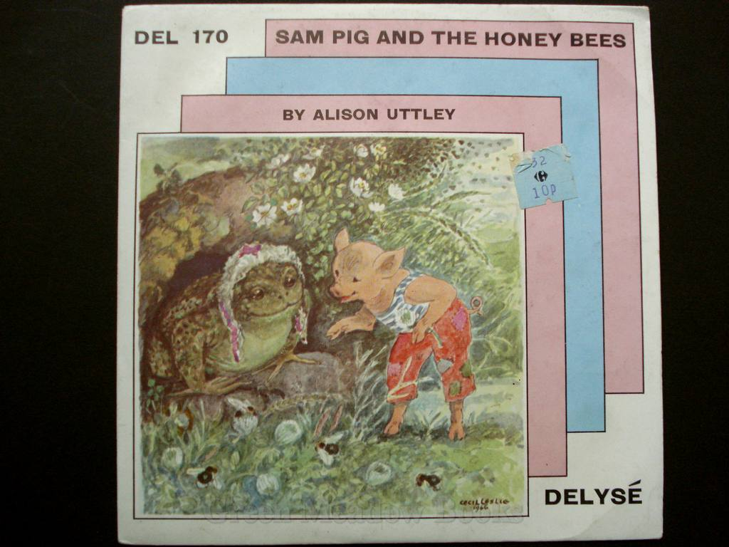 Image for RECORD: STORIES OF SAM PIG : SAM PIG AND THE HONEY BEES