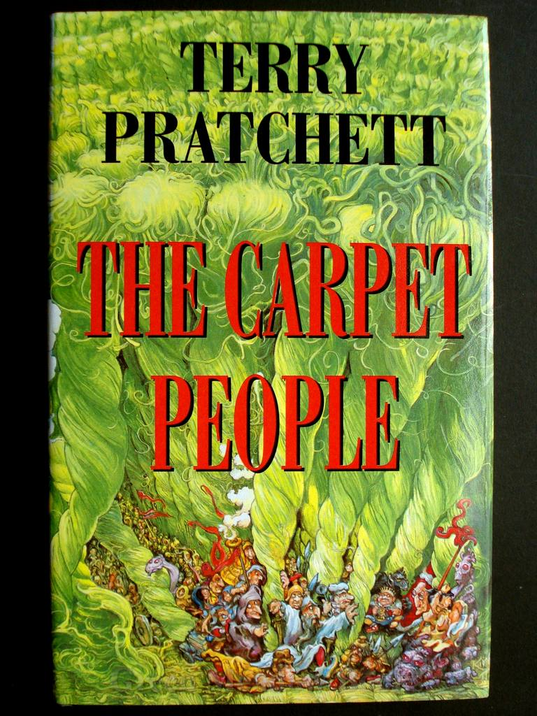 Image for THE CARPET PEOPLE
