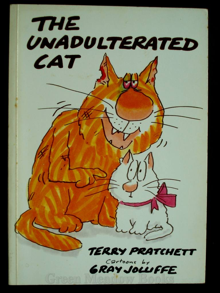 Image for THE UNADULTERATED CAT
