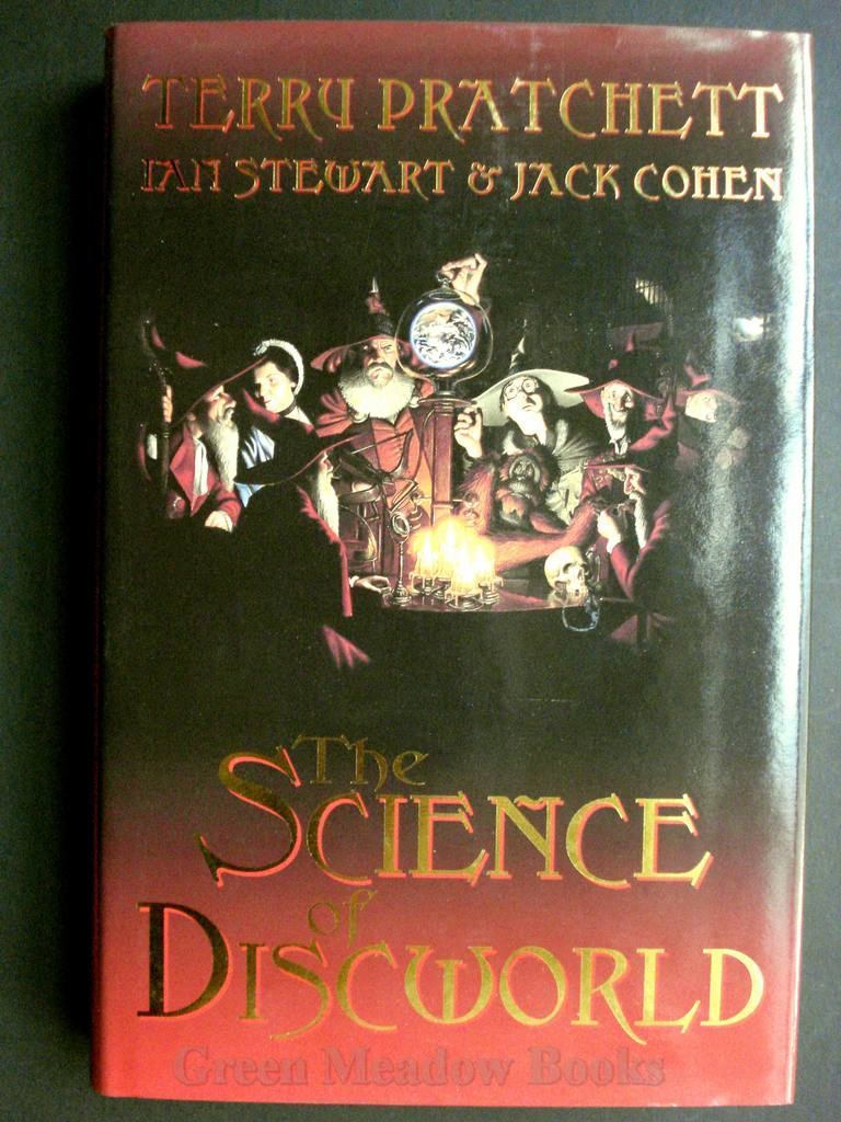 Image for THE SCIENCE OF DISCWORLD