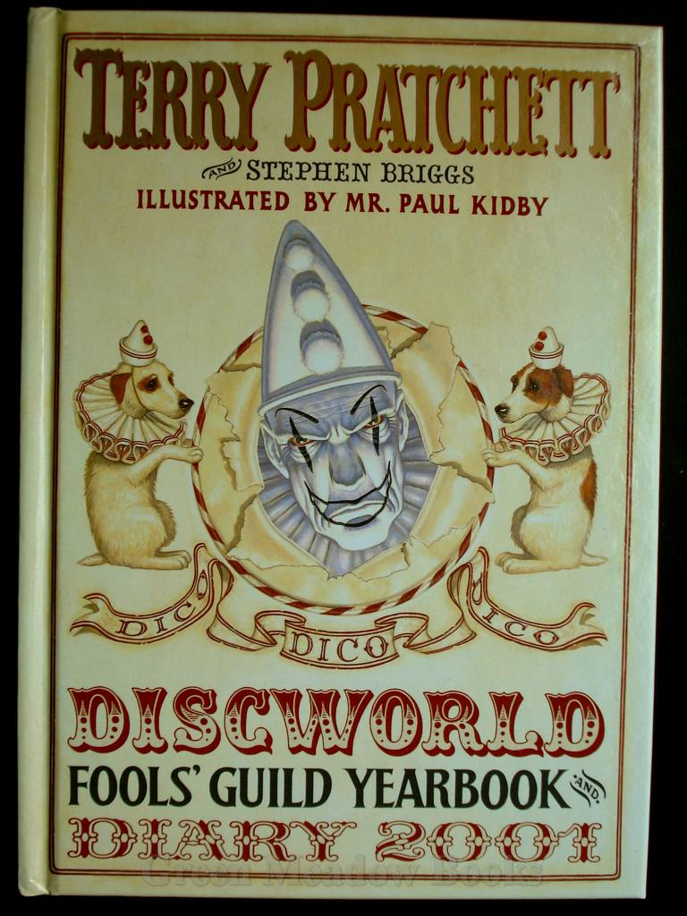 Image for DISCWORLD FOOLS' GUILD YEARBOOK