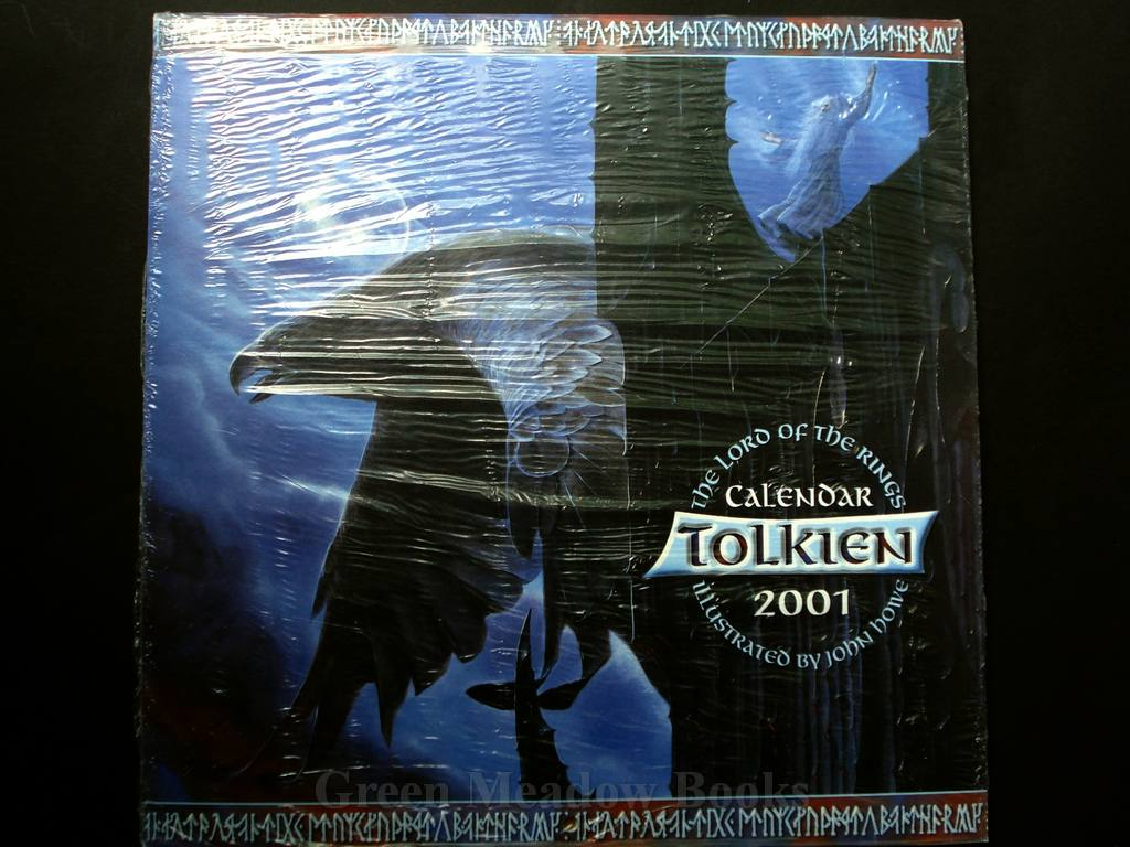 Image for TOLKIEN CALENDAR 2001