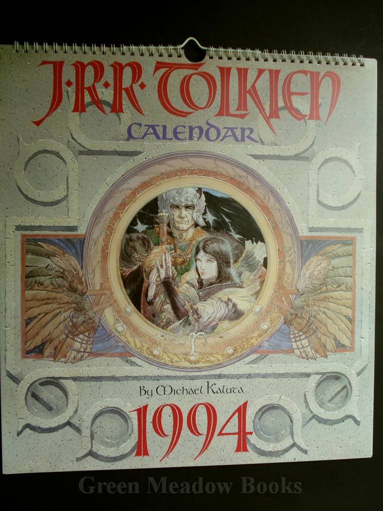 Image for TOLKIEN CALENDAR 1994