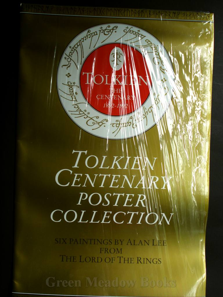 Image for TOLKIEN CENTENARY POSTER COLLECTION