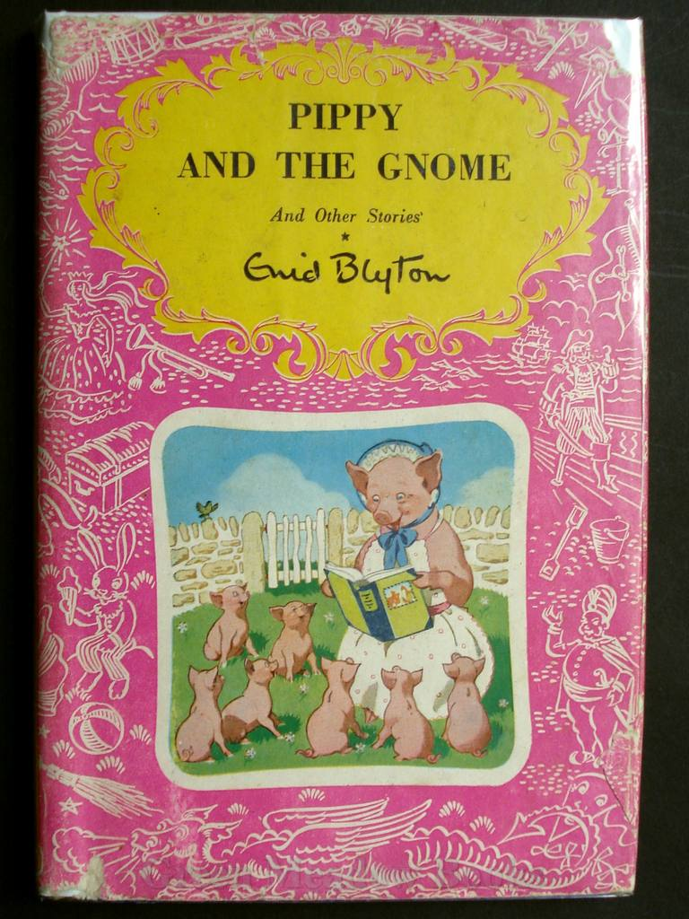 Image for PIPPY AND THE GNOME and Other Stories
