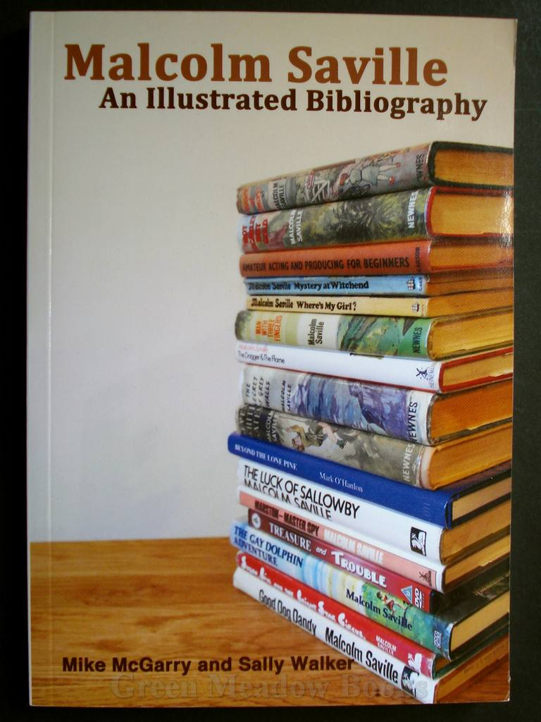 Image for MALCOLM SAVILLE   -  AN ILLUSTRATED BIBLIOGRAPY