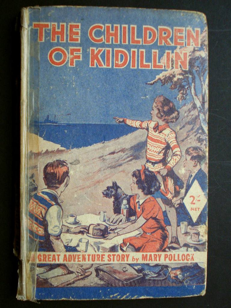 Image for THE CHILDREN OF KIDILLIN   A GREAT ADVENTURE STORY!