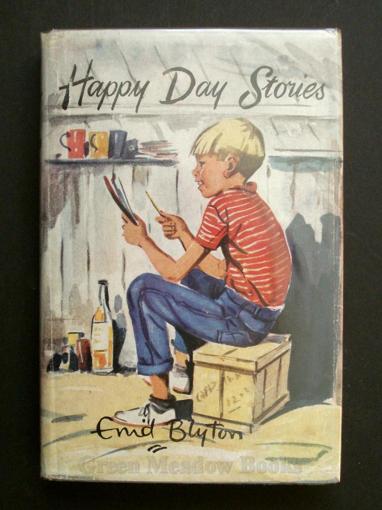 Image for HAPPY DAY STORIES