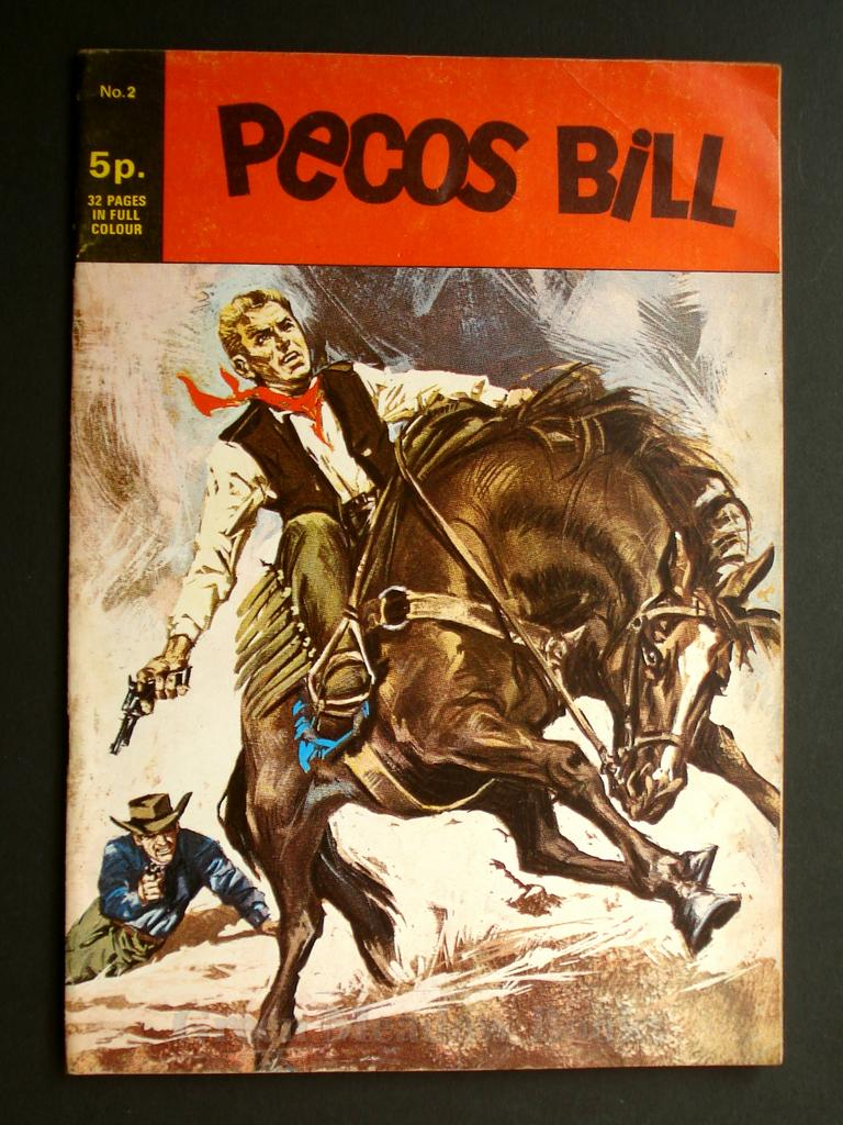 Image for PECOS BILL  No. 2  PRISONER OF THE LOST TRIBE