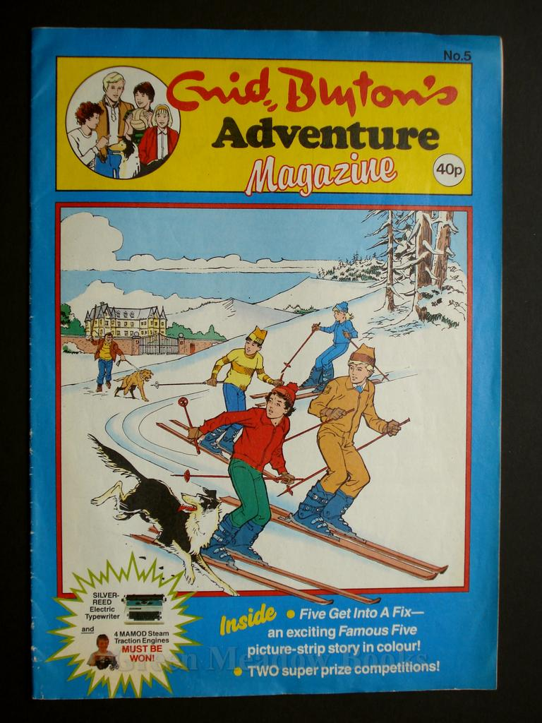 Image for ENID BLYTON'S ADVENTURE MAGAZINE  Number 5