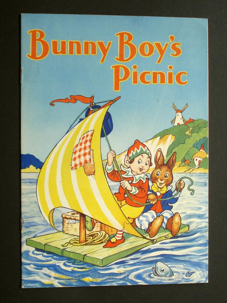 Image for BUNNY BOY'S PICNIC