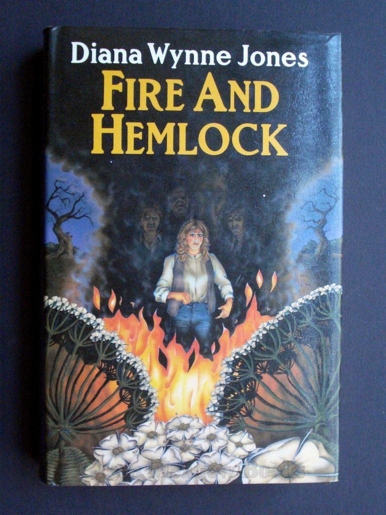 Image for FIRE AND HEMLOCK