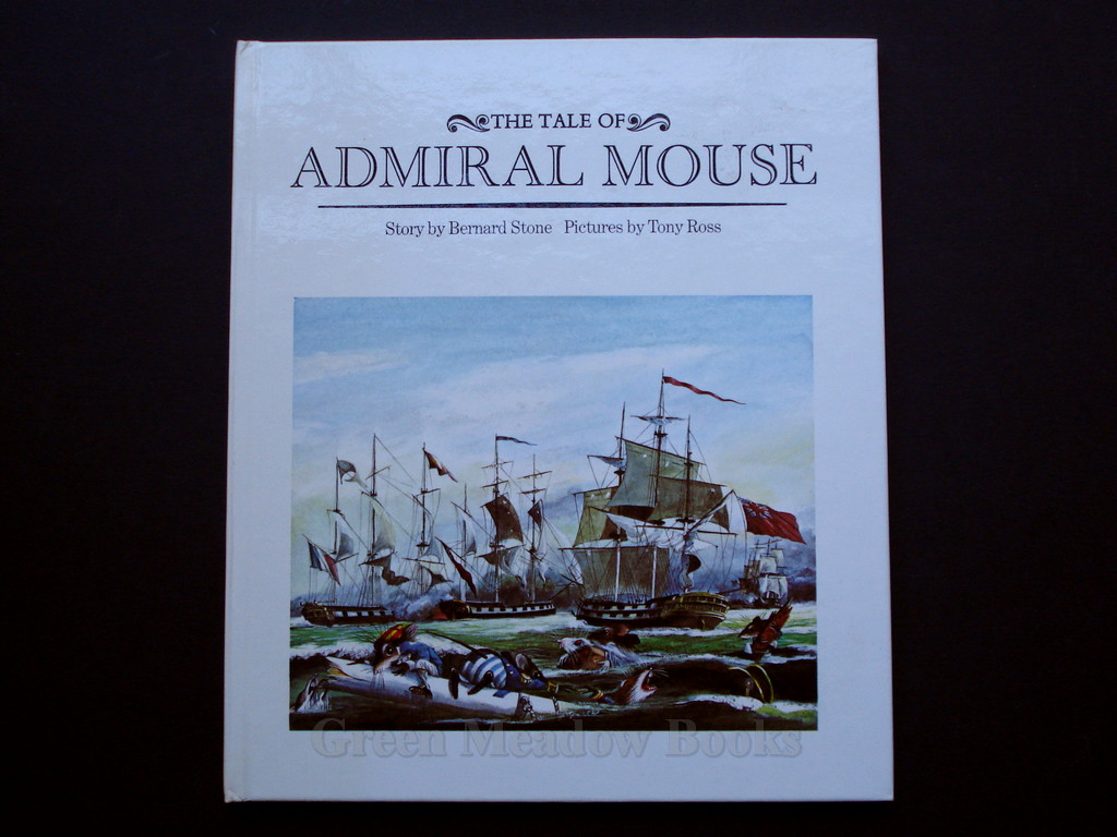 Image for THE TALE OF ADMIRAL MOUSE
