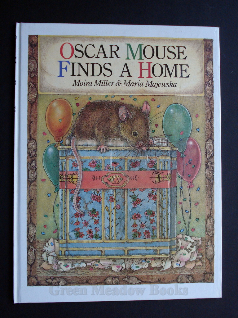 Image for OSCAR MOUSE FINDS A HOME