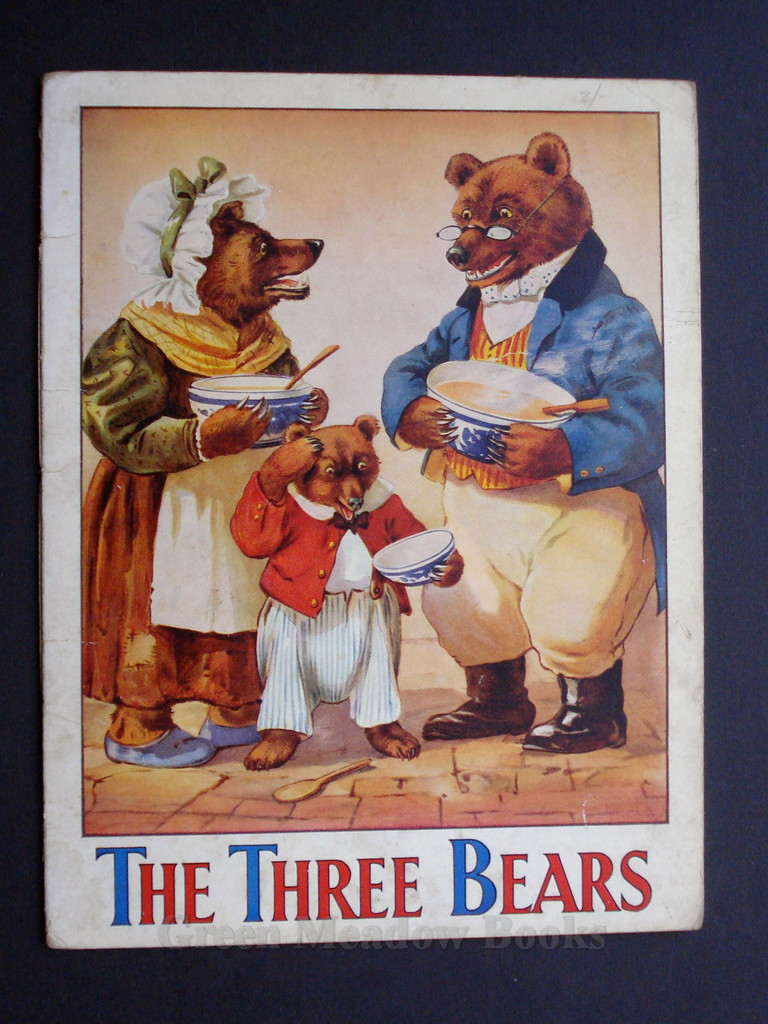 Image for THE THREE BEARS