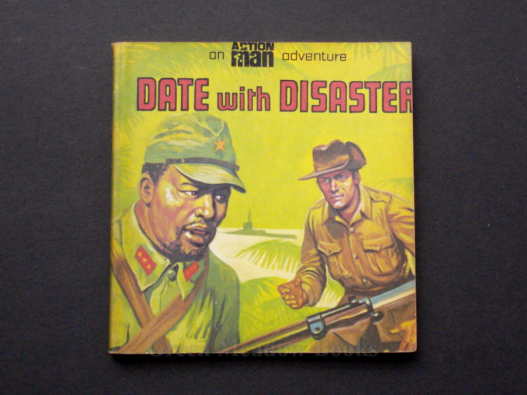 Image for DATE WITH DISASTER   AN ACTION MAN ADVENTURE