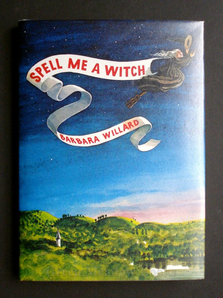 Image for SPELL ME A WITCH