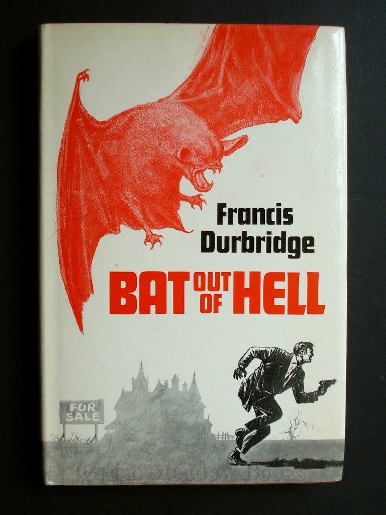 Image for BAT OUT OF HELL    A TELEVISION SERIAL IN 1966