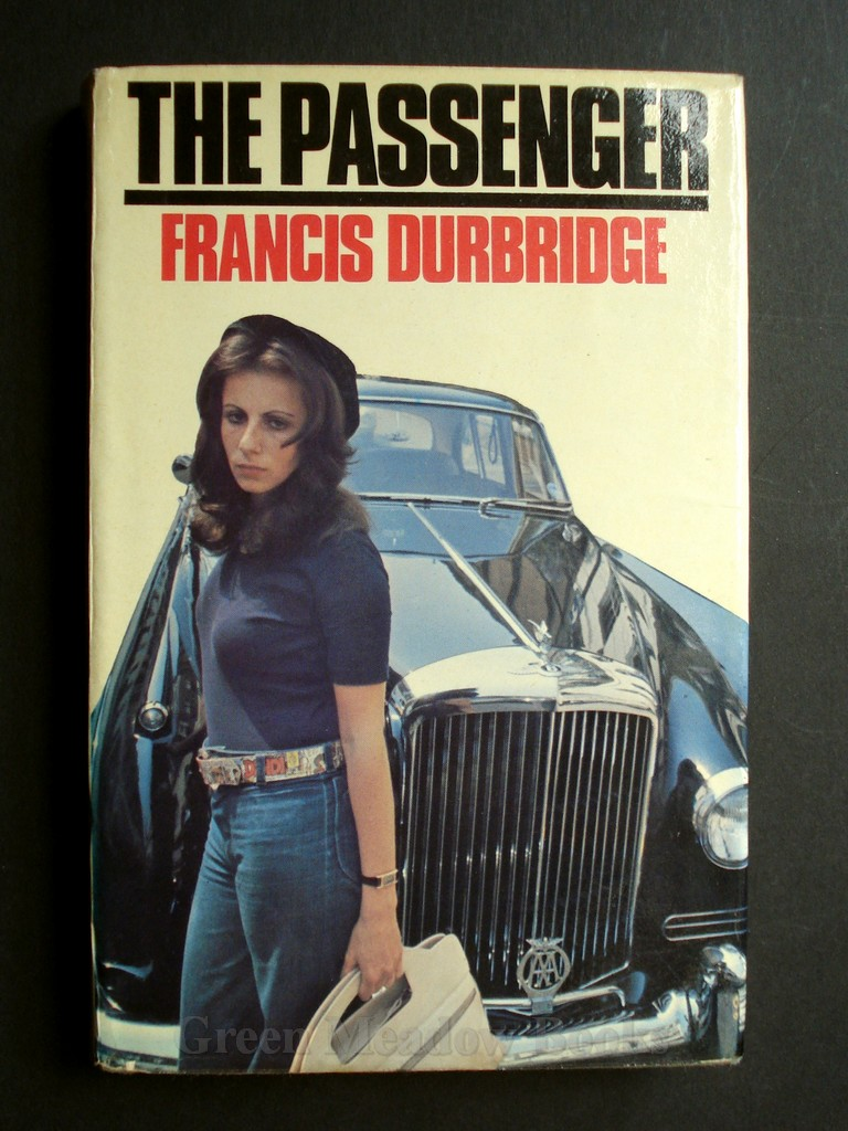 Image for THE PASSENGER    THE NOVEL OF THE 1971 BBC TELEVISION SERIAL