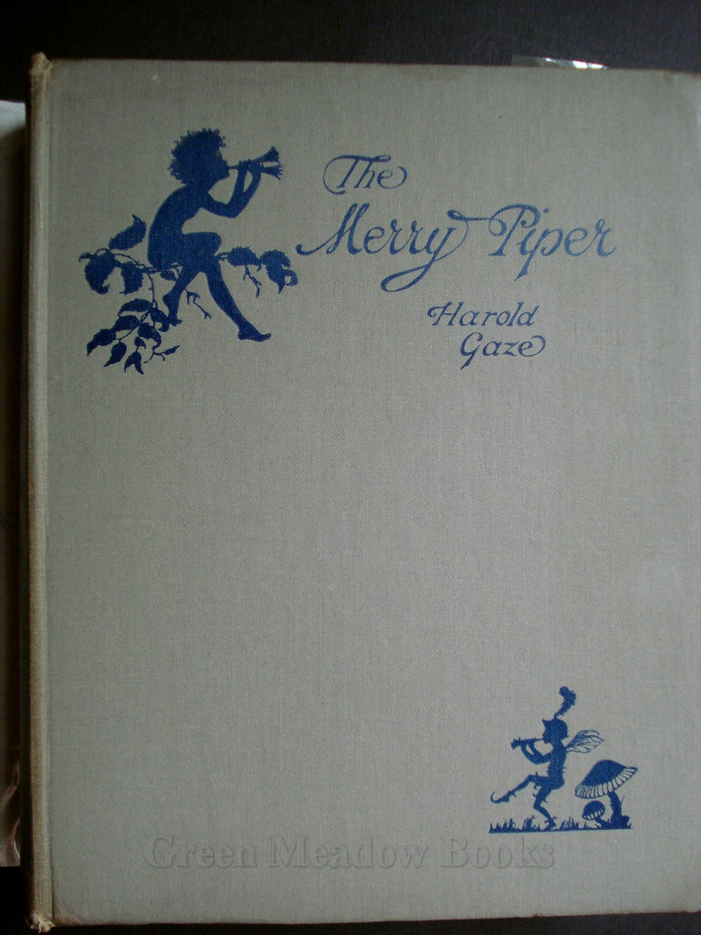 Image for THE MERRY PIPER