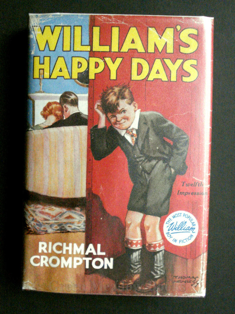 Image for WILLIAM'S HAPPY DAYS