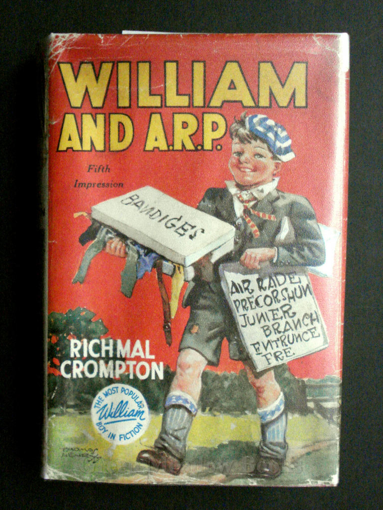 Image for WILLIAM AND A.R.P.