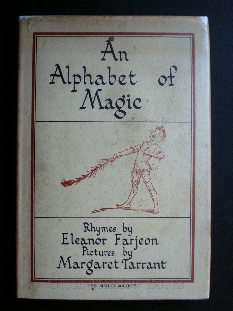 Image for AN ALPHABET OF MAGIC