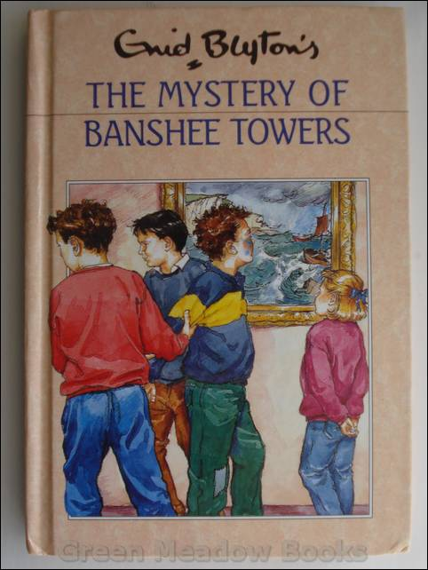 Image for THE MYSTERY OF BANSHEE TOWERS