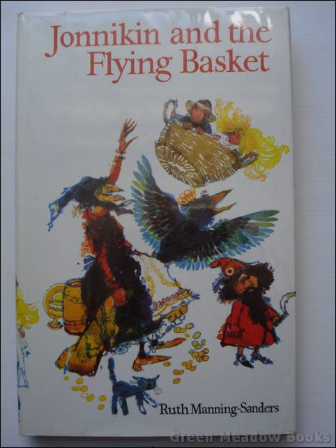 Image for JONNIKIN AND THE FLYING BASKET
