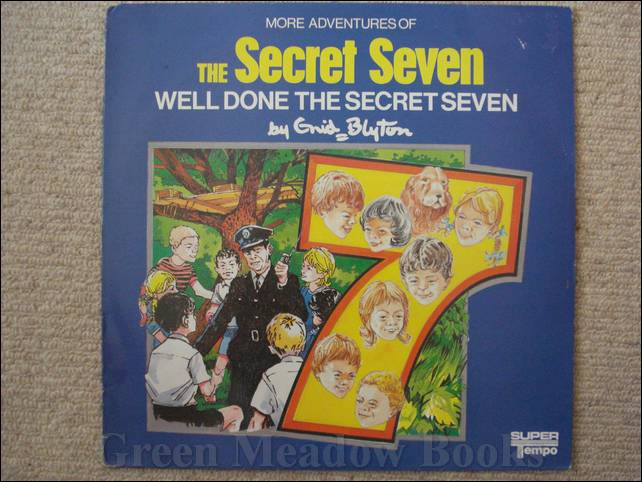 Image for RECORD: WELL DONE THE SECRET SEVEN