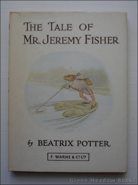 Image for THE TALE OF MR JEREMY FISHER