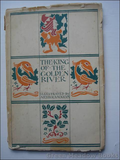 Image for THE KING OF THE GOLDEN RIVER