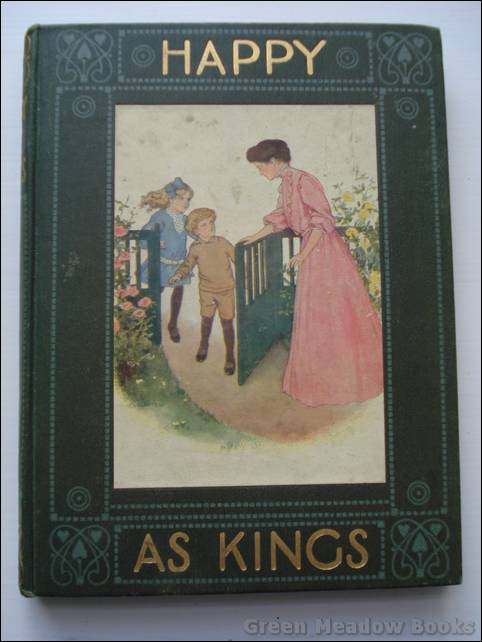 Image for HAPPY AS KINGS or STORIES OF HOME AND HOLIDAYS