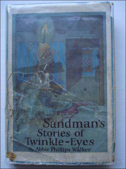 Image for SANDMAN'S STORIES OF TWINKLE EYES