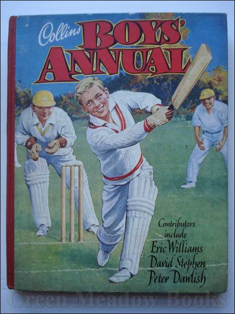 Image for OLD RATTLETRAP   in  COLLINS' BOYS ANNUAL
