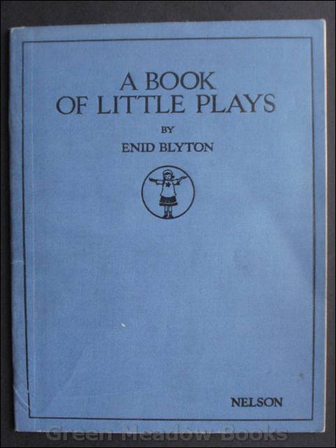 Image for A BOOK OF LITTLE PLAYS    READING PRACTICE No. 8