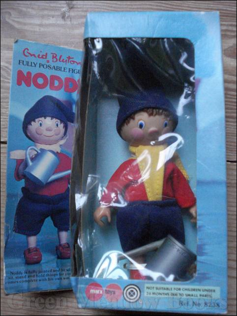 Image for NODDY   FULLY POSABLE FIGURE   BY MARX   Complete with Watering Can