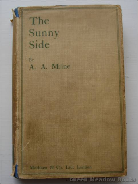 Image for THE SUNNY SIDE