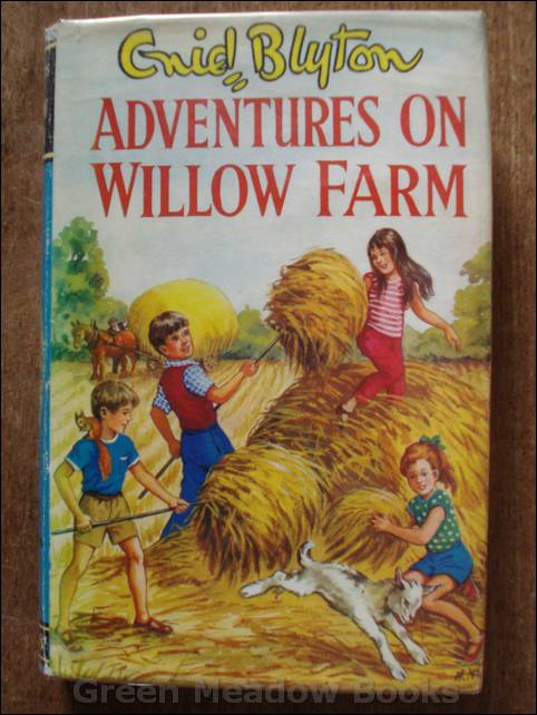 Image for ADVENTURES ON WILLOW FARM