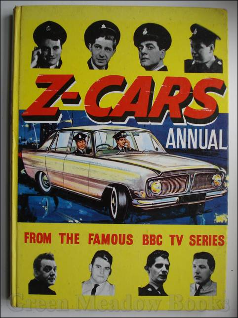 Image for Z-CARS ANNUAL 1963     THE FIRST ONE