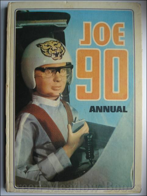 Image for JOE 90 ANNUAL    The Second Annual