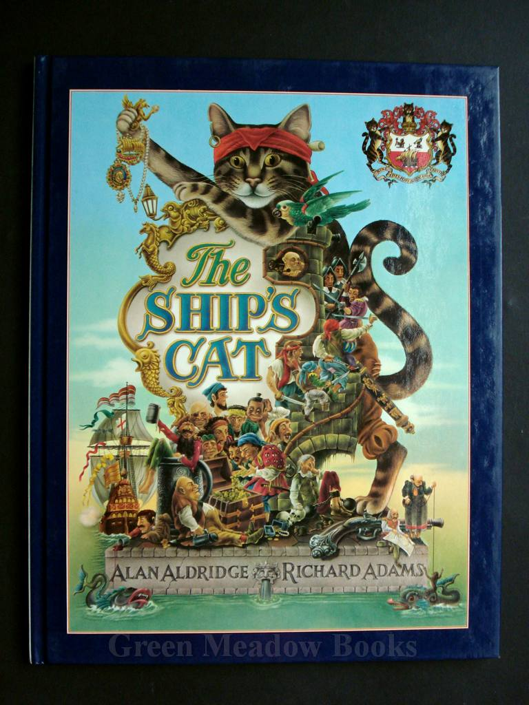Image for THE SHIP'S CAT