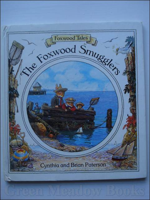 Image for THE FOXWOOD SMUGGLERS
