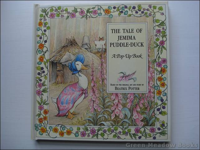 Image for THE TALE OF JEMIMA PUDDLE-DUCK    A POP-UP BOOK