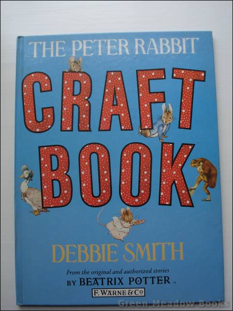 Image for THE PETER RABBIT CRAFT BOOK