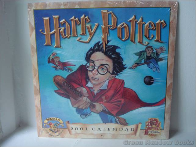Image for HARRY POTTER CALENDAR 2001