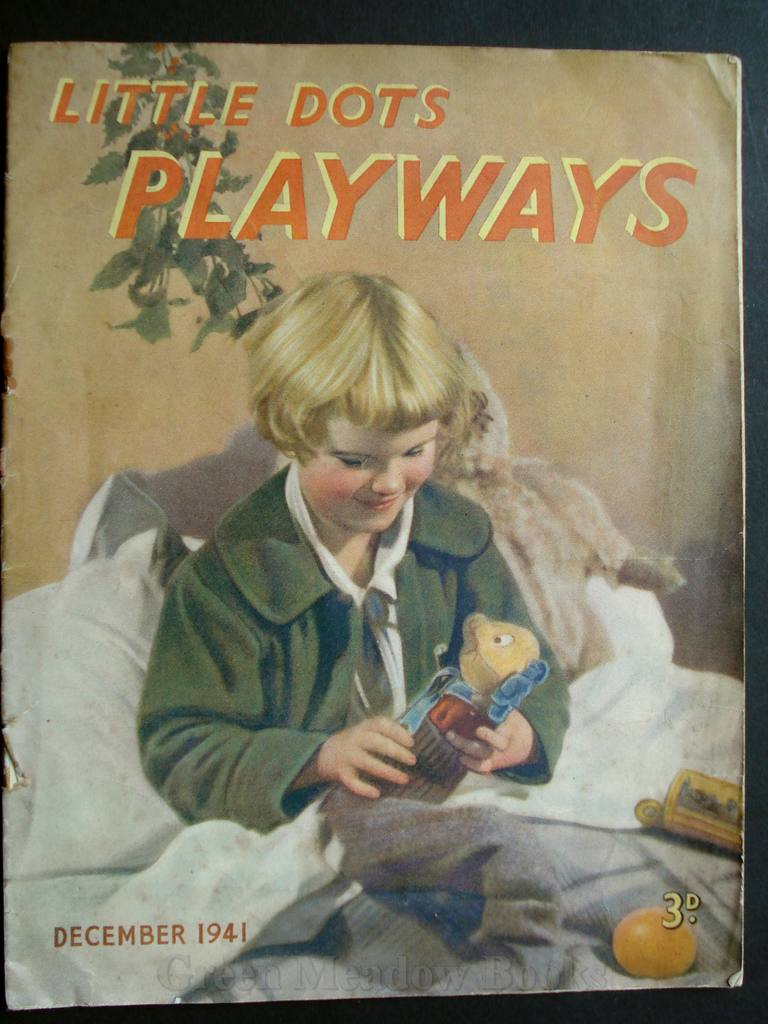 Image for LITTLE DOTS PLAYWAYS DECEMBER 1941