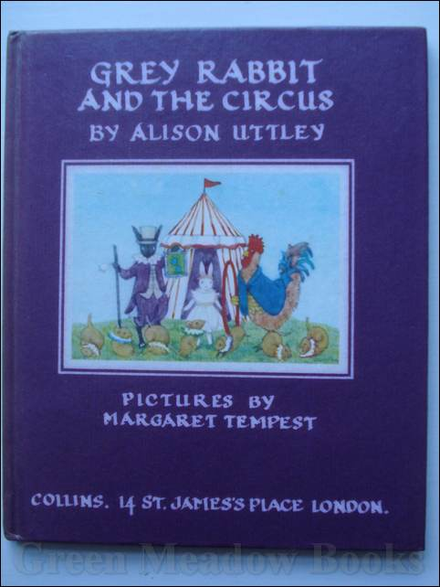 Image for GREY RABBIT AND THE CIRCUS